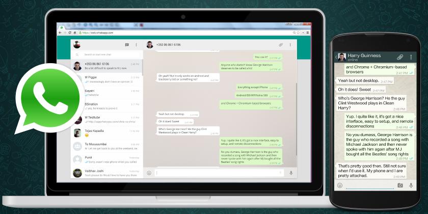 Come usare WhatsApp Web senza dispositivi mobili 3