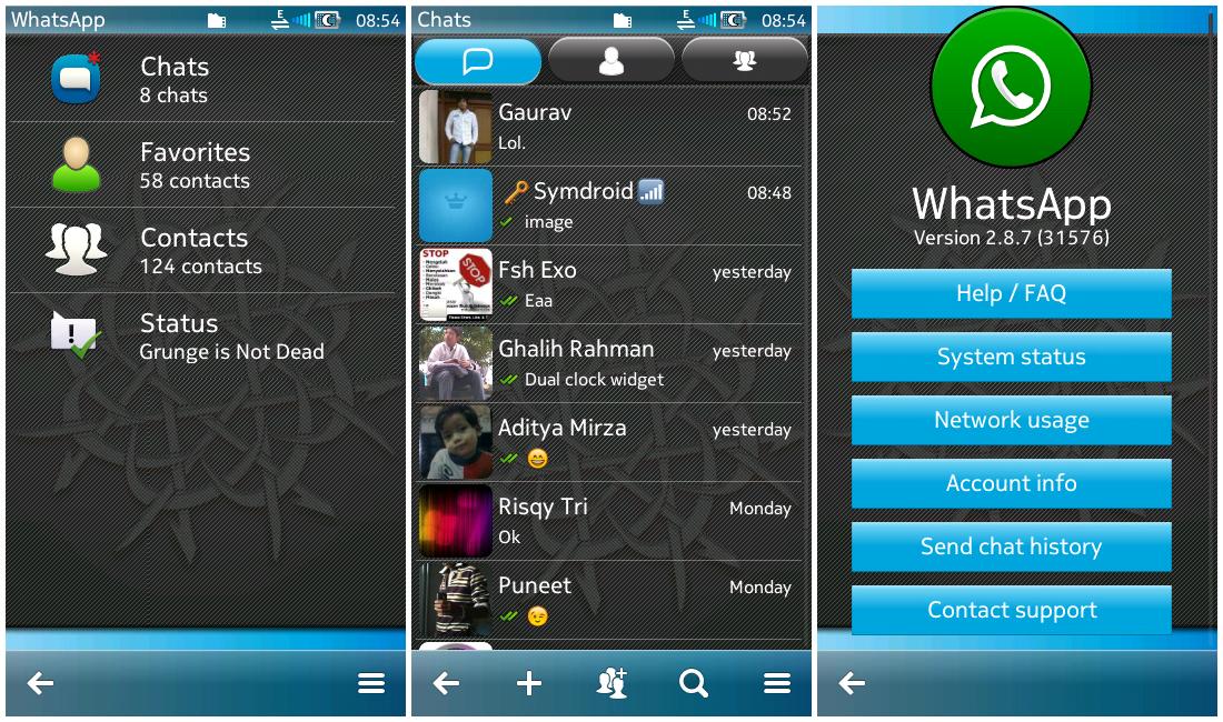 Scarica Whatsapp gratuito per AT&T 1