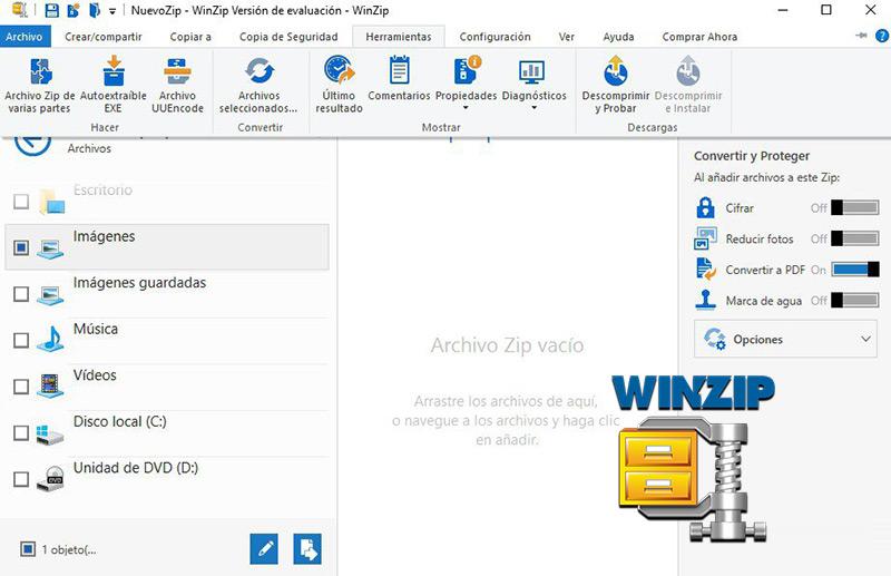 Quali sono i migliori programmi e applicazioni per aprire i file ZIP sul tuo computer e dispositivo mobile? Elenco 2019 1