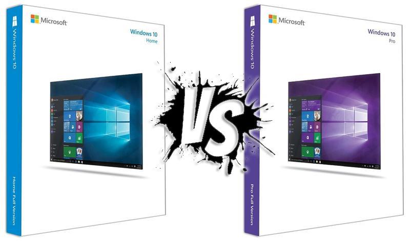 Quali sono le differenze tra Windows 10 Home e Windows 10 Pro? Quale è meglio? 5