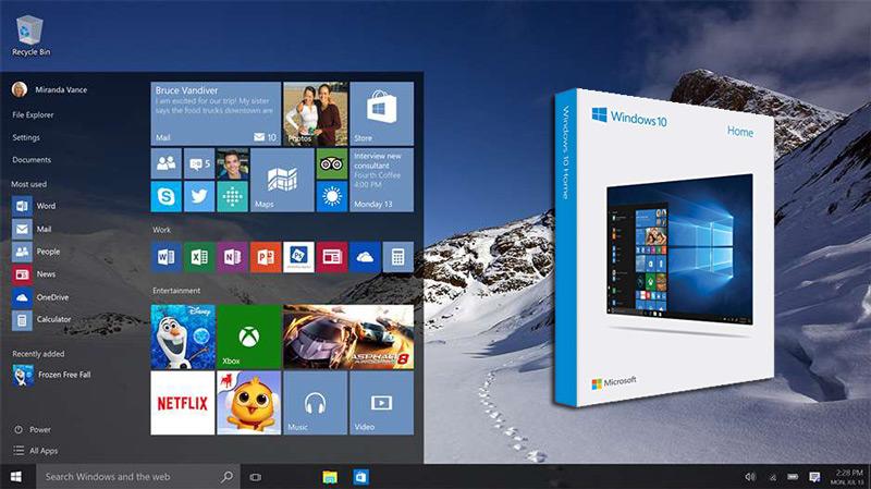 Quali sono le differenze tra Windows 10 Home e Windows 10 Pro? Quale è meglio? 1