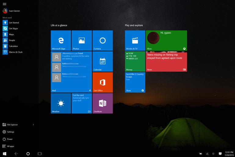 Le migliori funzionalità nascoste in Windows 10 3