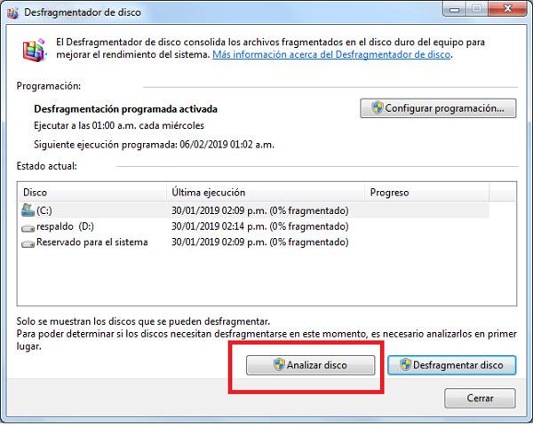 Come deframmentare un disco rigido e migliorare le prestazioni del computer Windows? Guida passo passo 4