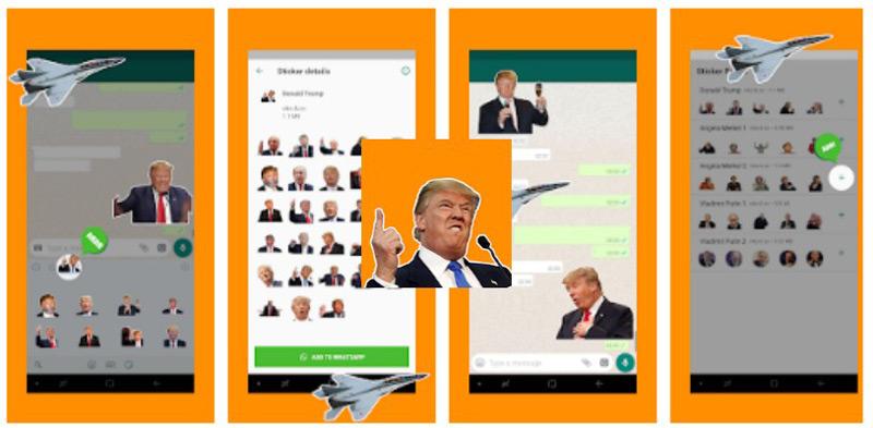 Quali sono i migliori pacchetti di adesivi per WhatsApp Messenger da scaricare gratuitamente su Android? Elenco 2019 26