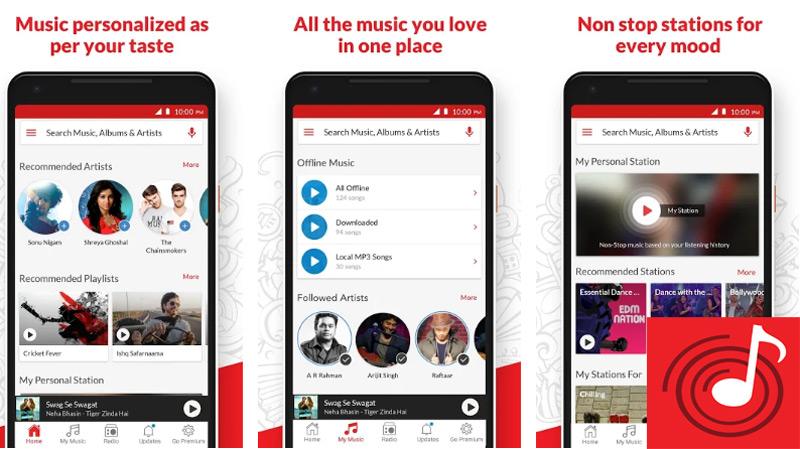 Quali sono le migliori applicazioni per scaricare musica MP3 gratuita su telefoni Android? Elenco 2019 25