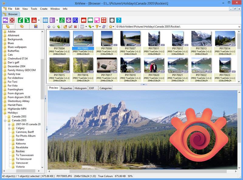 Quali sono i migliori programmi e applicazioni per visualizzare le foto su Windows? Elenco 2019 2
