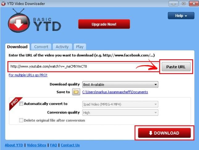 Come registrare video di YouTube da qualsiasi dispositivo con e senza programmi? Guida passo passo 2