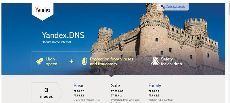 Quali sono i migliori server DNS gratuiti e pubblici da utilizzare sul nostro computer? Elenco 2019 4