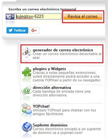 Come creare un account su Yopmail in modo facile e veloce? La tua email temporanea 2
