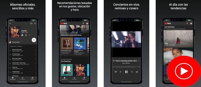 Quali sono le migliori applicazioni alternative a Spotify per ascoltare musica gratis? Elenco 2019 3