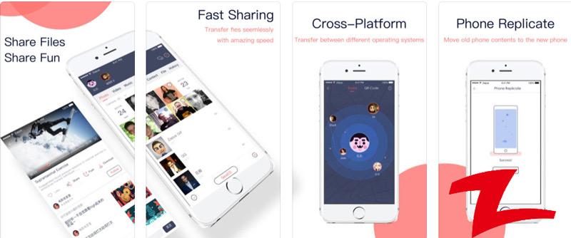 Quali sono le migliori applicazioni per condividere e trasmettere informazioni tra cellulari Android e iOS? Elenco 2019 10