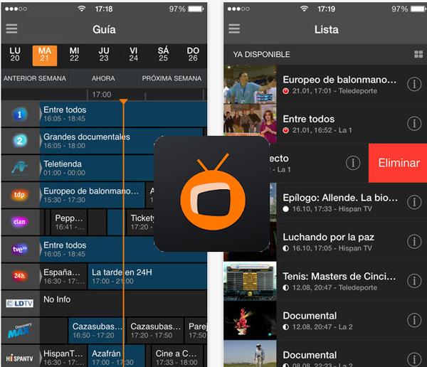 Quali sono le migliori applicazioni per guardare la TV su iPhone e iPad gratuitamente? Elenco 2019 7