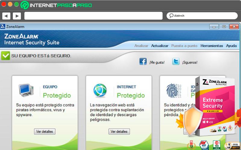 Quali sono i migliori antivirus gratuiti da installare su Windows 7 e proteggere il tuo computer? Elenco 2019 10