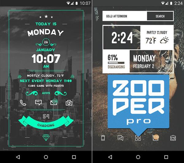 Quali sono i migliori widget per il tuo dispositivo Android? Elenco 2019 8