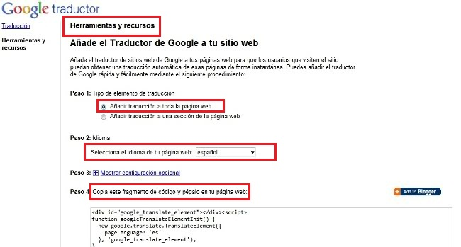 Come tradurre una pagina Web online in modo semplice e rapido? Guida passo passo 5