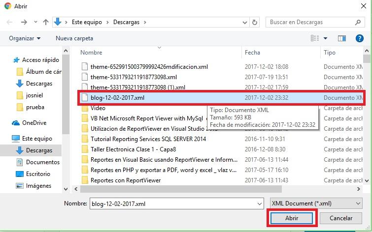 Estensione .XML Cosa sono e come aprire questo tipo di file? 18