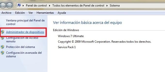 Come accedere a Gestione dispositivi di Windows 7? Guida passo passo 5