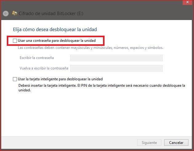 Come mettere una password su una chiavetta USB e crittografare l'unità disco esterna? Guida passo passo 5