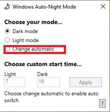 Come attivare la modalità dark di un computer con Windows 10? Guida passo passo 5