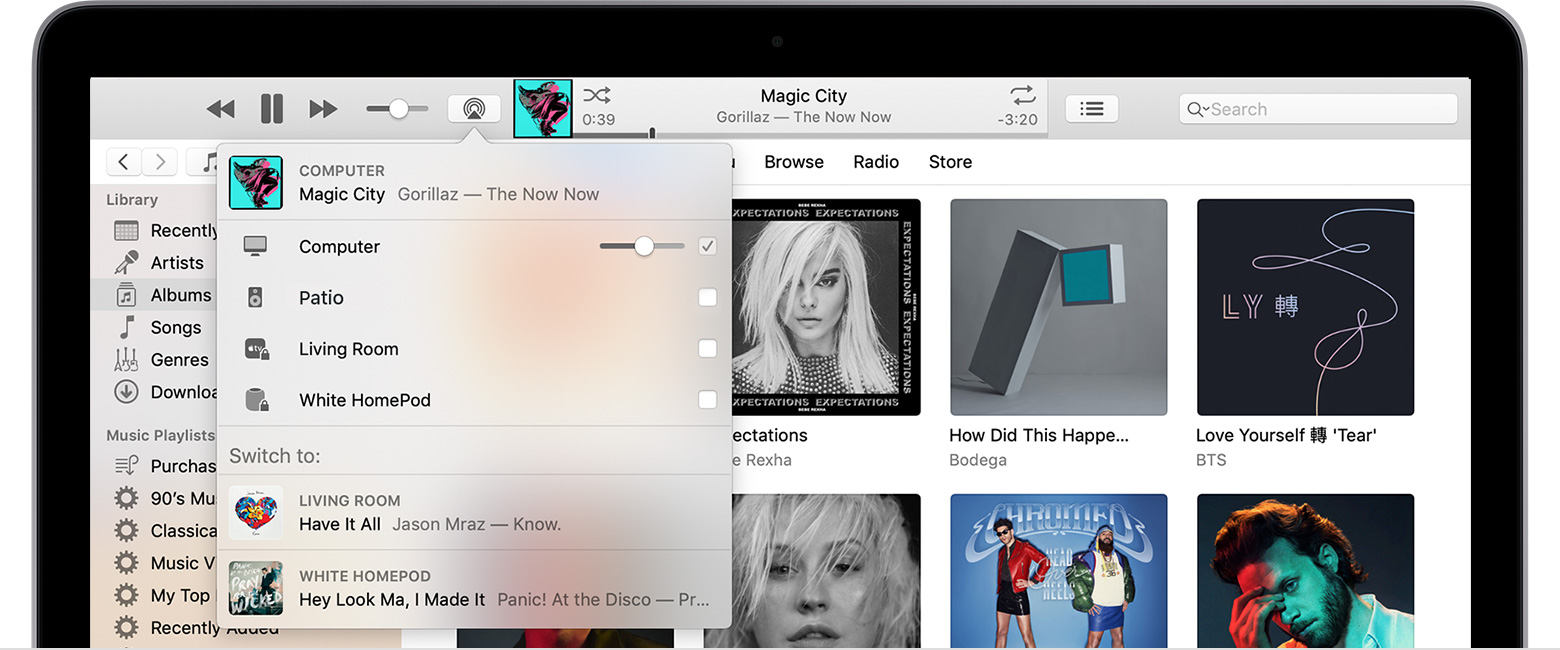 Come attivare facilmente il sistema Apple Airplay su Mac, iPhone e Android 1