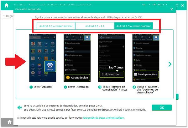 Come recuperare messaggi di testo o SMS cancellati sul tuo telefono Android o iPhone? Guida passo passo 2