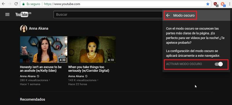Come attivare la modalità dark di YouTube sul tuo cellulare o PC? Guida passo passo 5