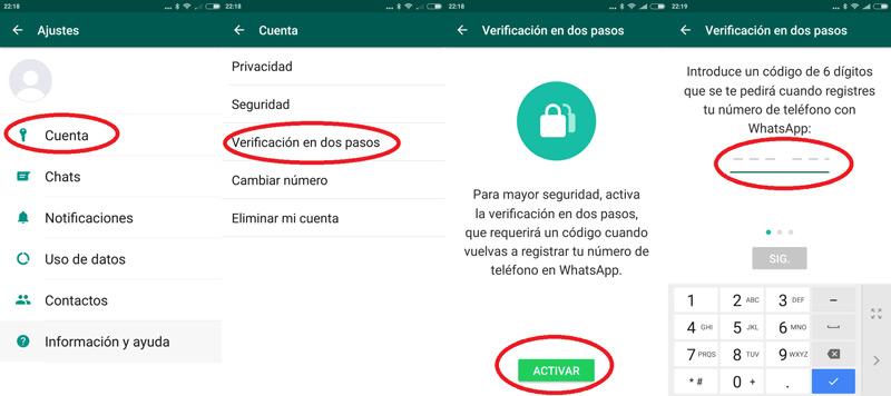 Come attivare Whatsapp Messenger? Guida passo passo 8