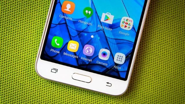 Come attivare i pulsanti capacitivi di Samsung J2, J2 Prime, J3 e J7 5