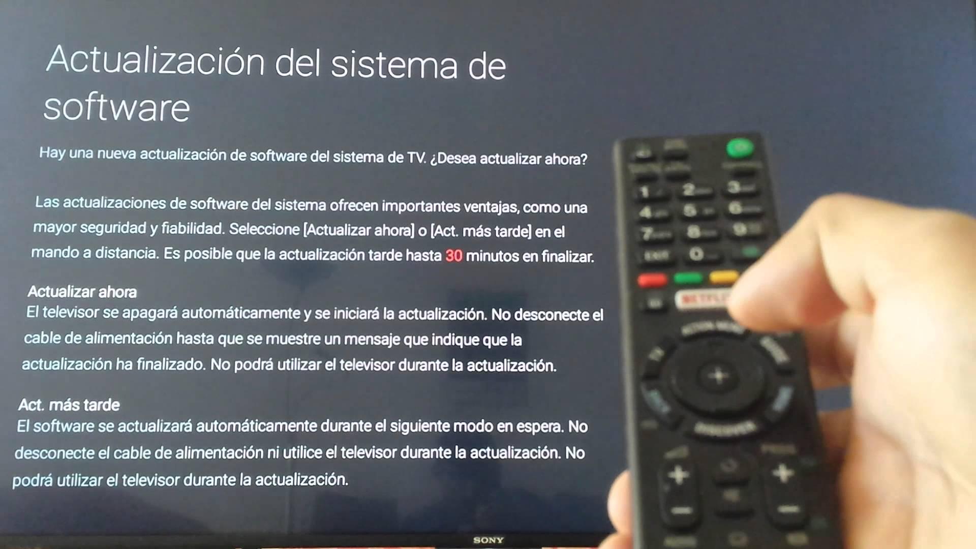 Come aggiornare il software di una Smart TV 1