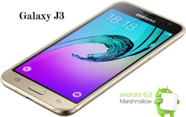Guida per l'aggiornamento di Android 6.0 MarshMallow per Samsung J3 2