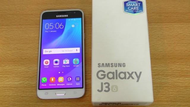 Guida per l'aggiornamento di Android 6.0 MarshMallow per Samsung J3 1