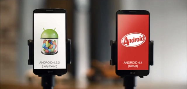 Come aggiornare Android Jelly Bean ad Android KitKat 3