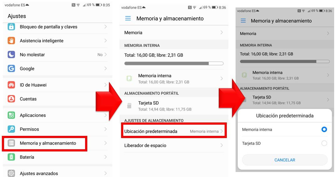 Aggiorna applicazioni quando appare il messaggio Il tuo dispositivo non ha abbastanza spazio 2