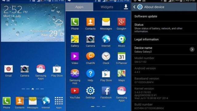 Come aggiornare il Samsung Grand Prime a Marshmallow? 2
