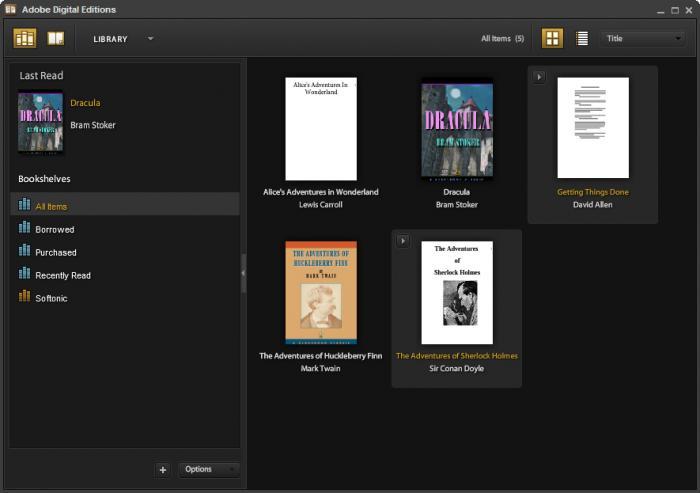 I migliori programmi per leggere ePub su PC 2