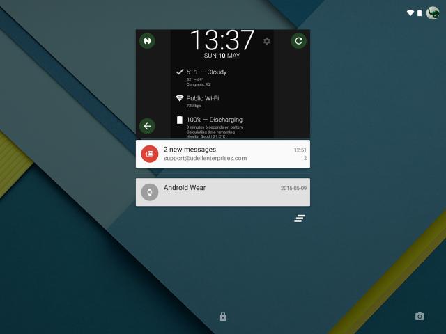 Aggiungi un widget alla schermata di blocco del tuo cellulare 1