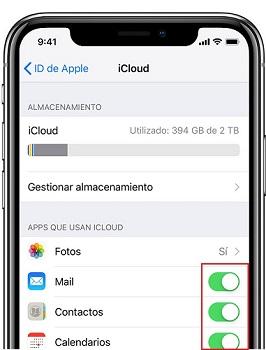 Come configurare l'archiviazione cloud iCloud su un iPhone o iPad? Guida passo passo 2