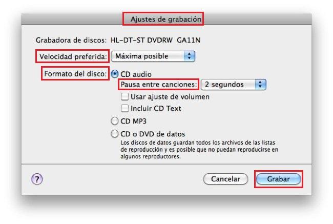 Come masterizzare su CD o DVD tutti i tipi di file, programmi o musica MP3 su Windows o Mac? Guida passo passo 7
