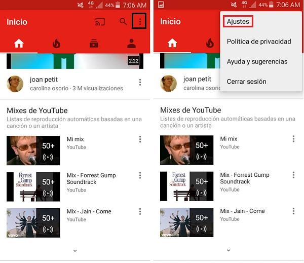 Come attivare la modalità dark di YouTube sul tuo cellulare o PC? Guida passo passo 1