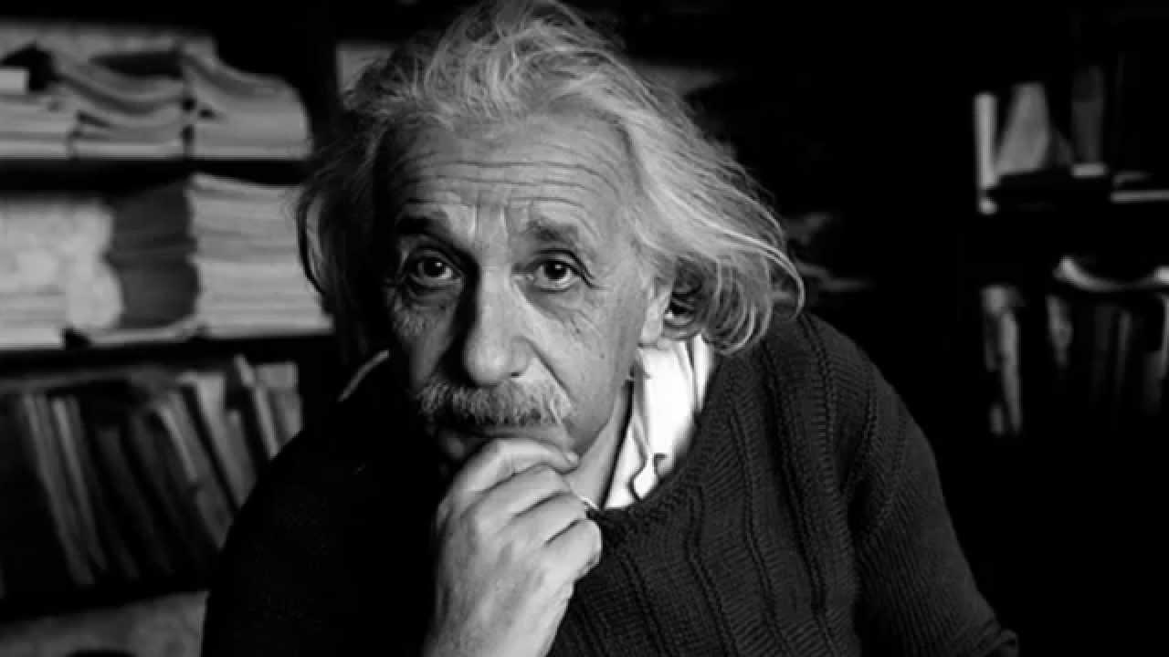 Le grandi frasi di Albert Einstein 1