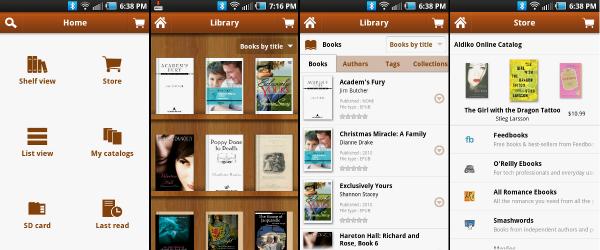 5 app che fungono da lettore epub per Android e iOS 2