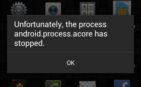 """Come risolvere """"android.process.acore"""". Guarda come è facile 2"""