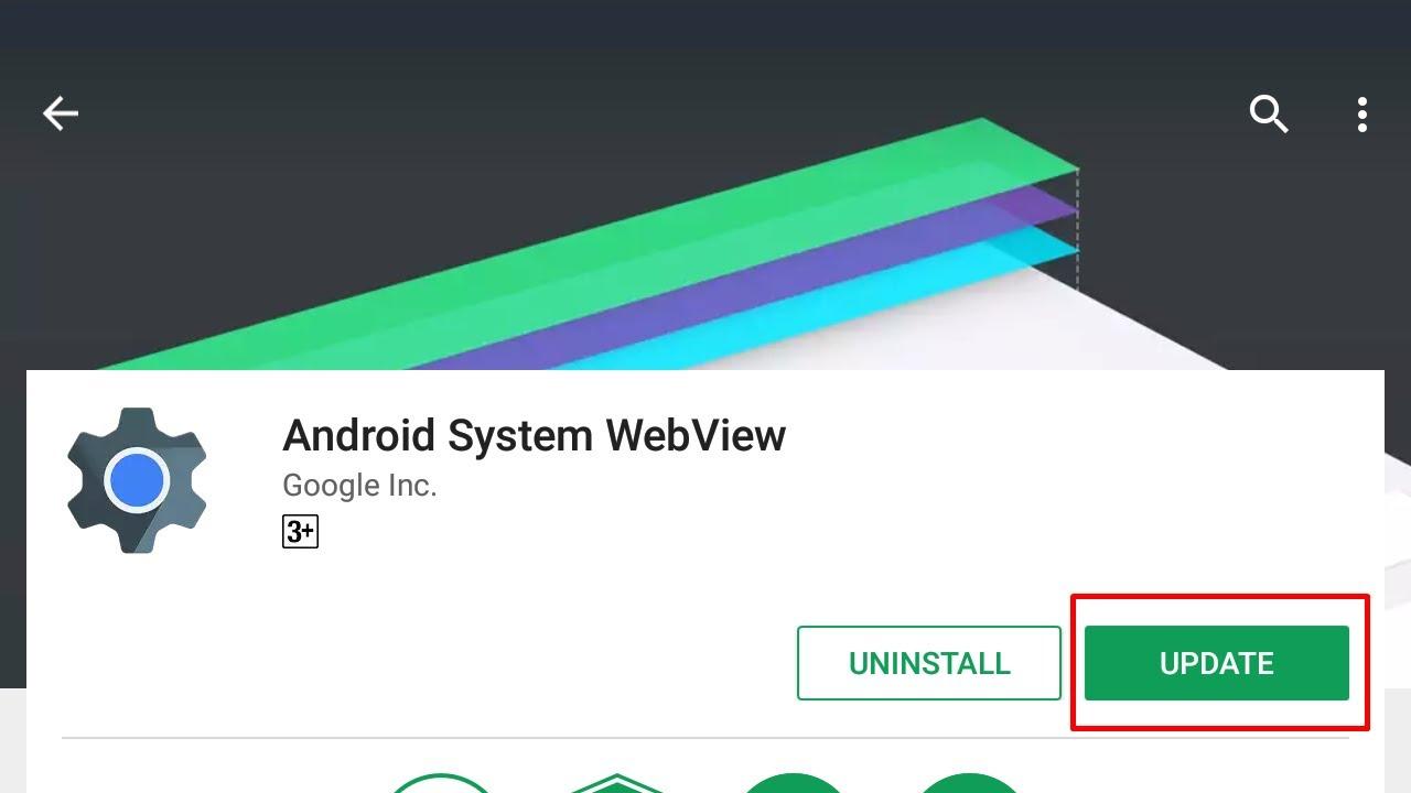 Che cos'è Android System WebView e perché non disinstallarlo 2