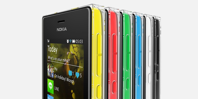 Scarica Antivirus per telefoni cellulari Nokia Asha 1
