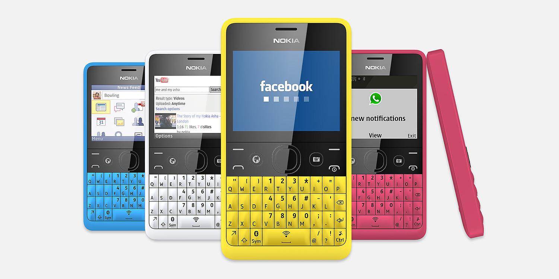 Scarica Antivirus per telefoni cellulari Nokia Asha 2