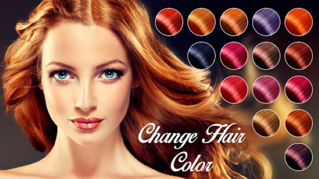 Scopri la migliore applicazione per cambiare il colore dei capelli 2