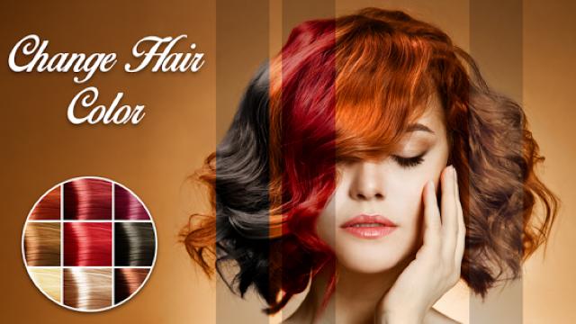 Scopri la migliore applicazione per cambiare il colore dei capelli 1