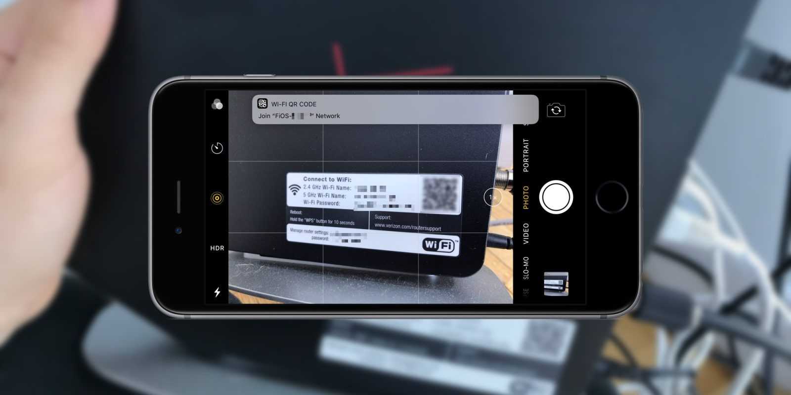 I migliori lettori di codici QR gratuiti per iOS 2