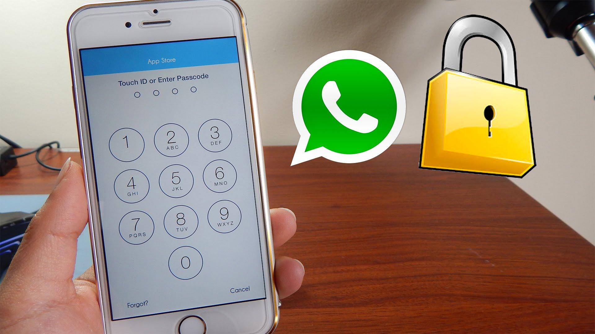 App di blocco delle impronte digitali per Android e iOS 3