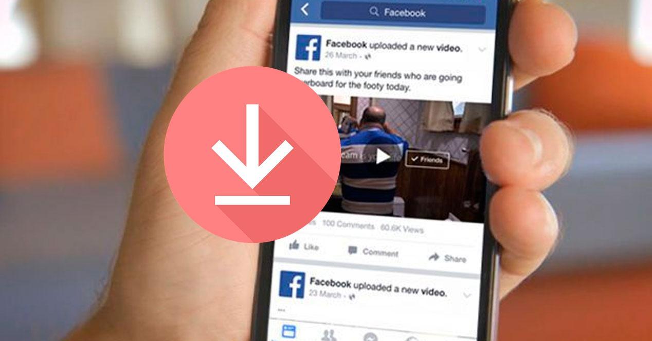 Le migliori app per scaricare video di Facebook su Android 1
